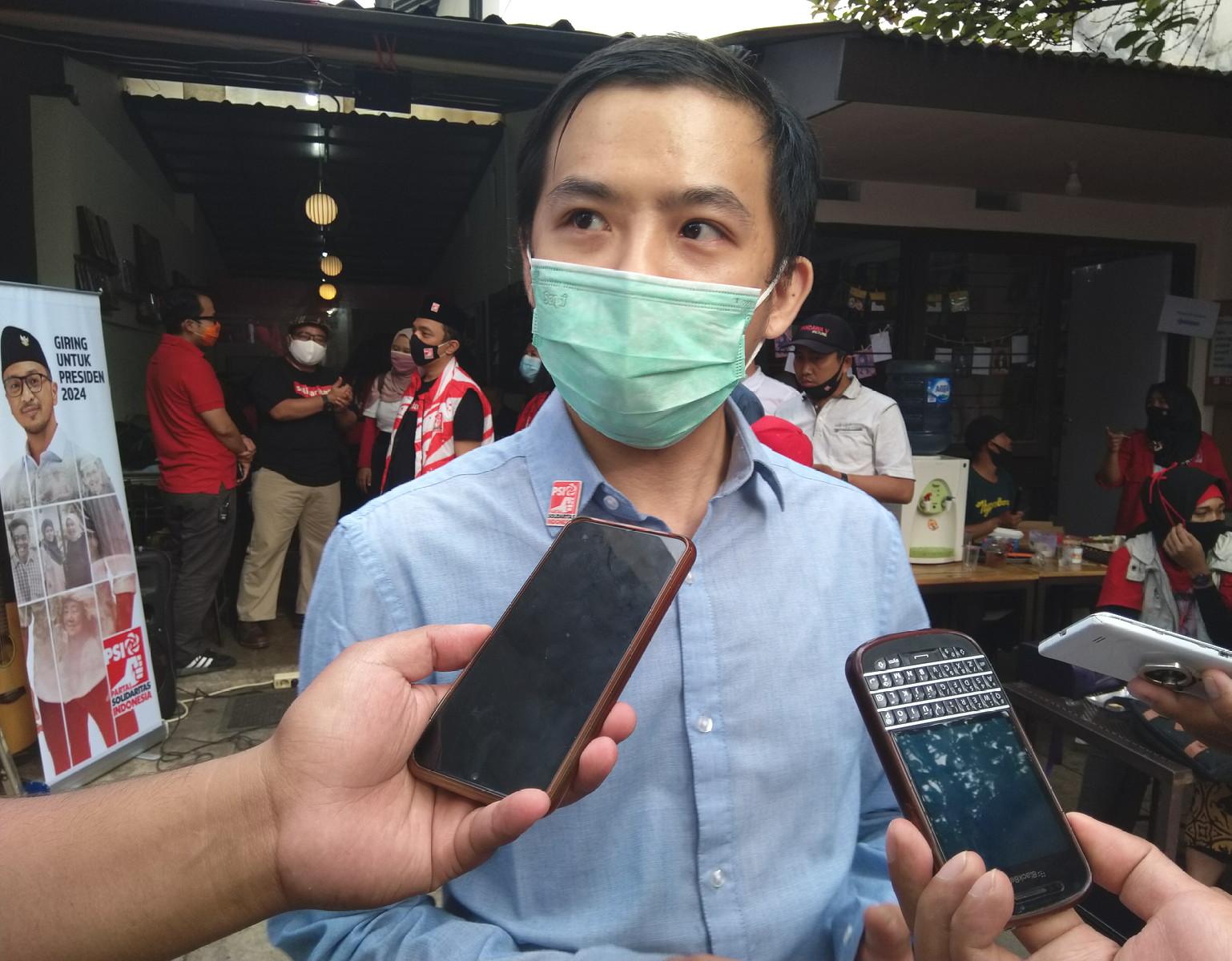 Aksi Kritik Giring ke Anies di Sindir Keras Pasha Ungu, Begini Respon PSI Bandung