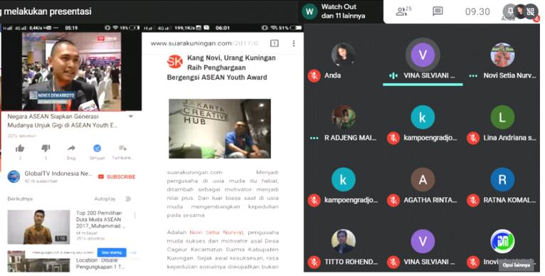 Pelatihan Pembuatan Facebook Ads bagi UMKM, Strategi Dongkrak Penjualan
