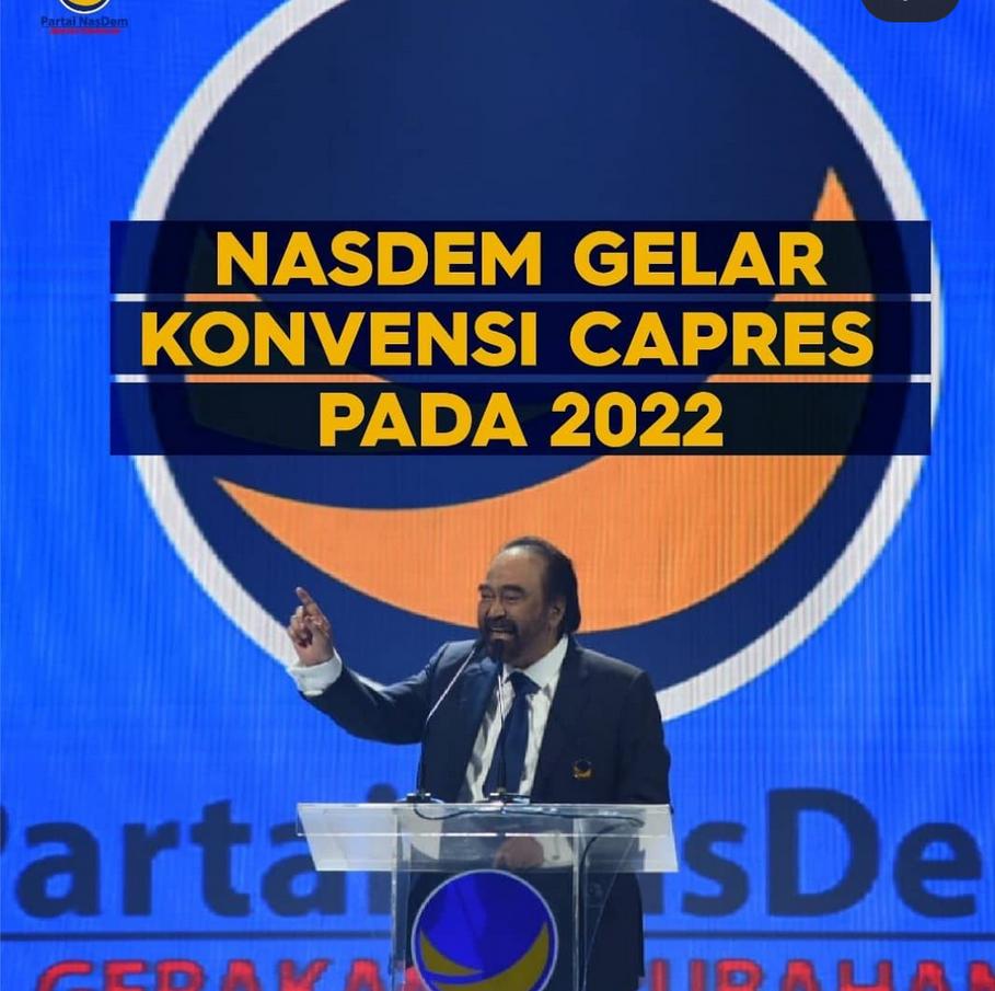 Pilpres 2024, Nasdem Bidik Jurnalis, Pengusaha, Intelektual hingga Ulama