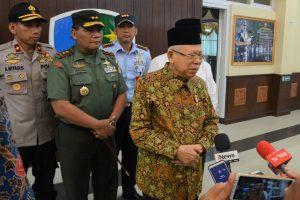 Kran Invesasi Miras Dibuka Jokowi, Publik Pertanyakan Sikap Ma'ruf Amin