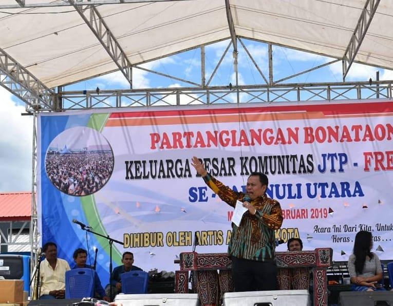 Rekam Jejak Jhoni Allen Marbun, Aktor Utama Kudeta Partai Demokrat