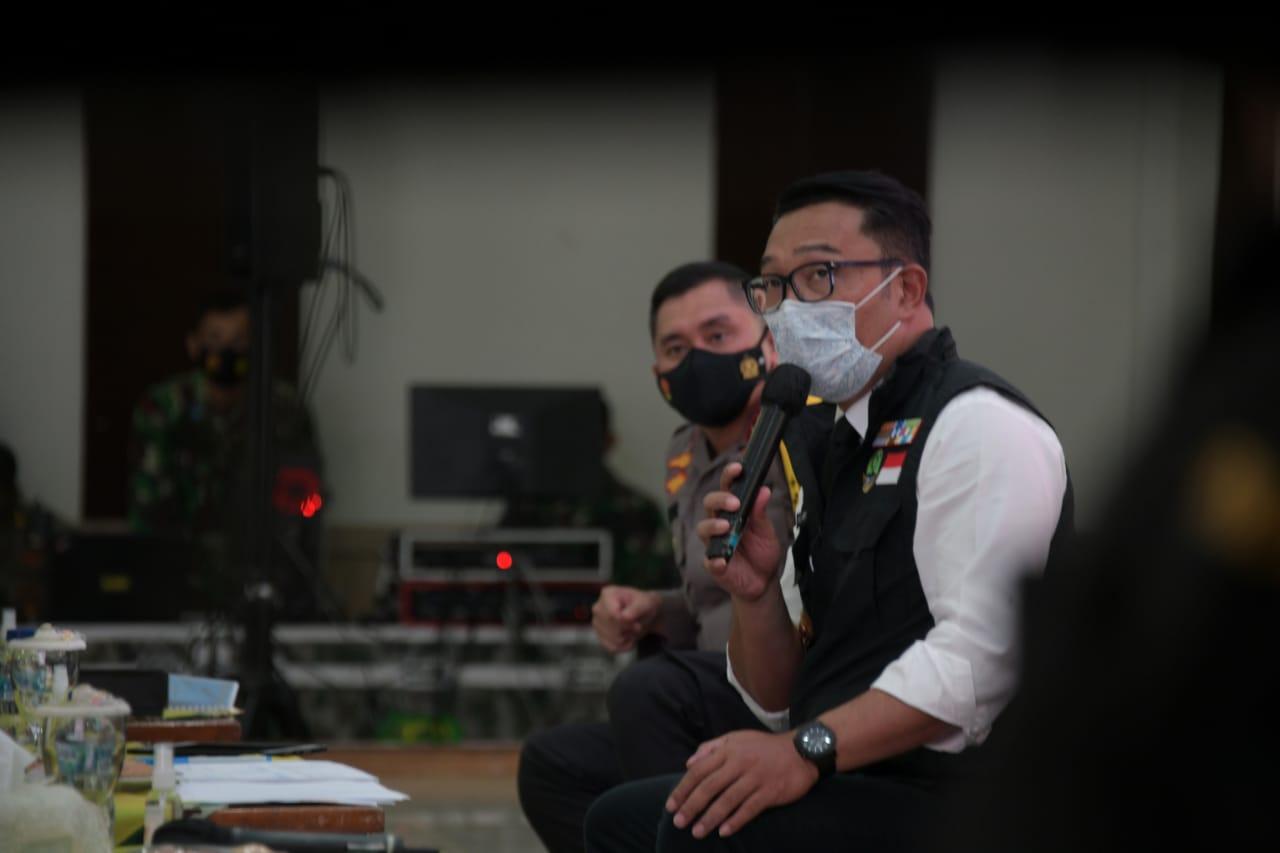 Waspada, Tasikmalaya dan Kabupaten Bandung Masuk Zona Merah