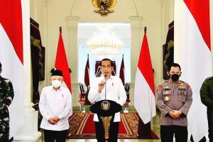 Intruksi Jokowi kepada Panglima TNI, Kapolri. Kejar, Tangkap Kelompok Kriminal Bersenjata!