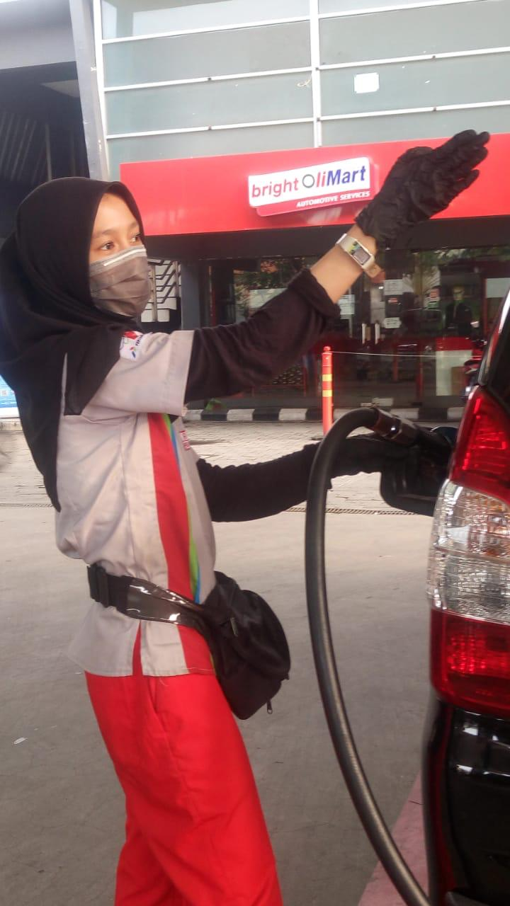 PSBB dan WFH Buat Konsumsi BBM di Jabar Turun Drastis