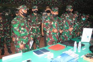 Amankan Papua, Batalyon Infanteri Yonif 315 Garuda Siap Berangkat