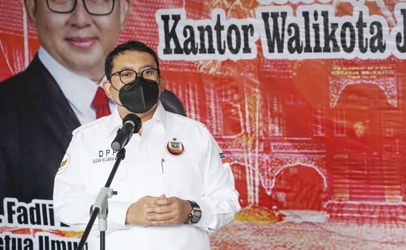Fadli Zon Trending di Twitter, Berikut Rekam Jejak Politik Sang Mantan Aktivis