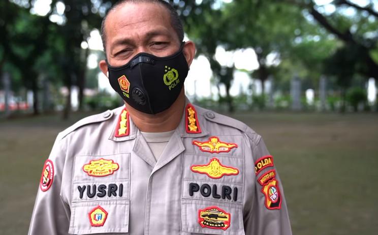 Setelah Viral Video Kerumunan di Tanah Abang, Polda Metro Jaya Langsung Buat Pos Pengamanan