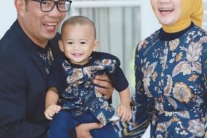Lebaran 2021, Ridwan Kamil Sedih Lantaran Tak Bisa Bertemu Ibunda Tercinta
