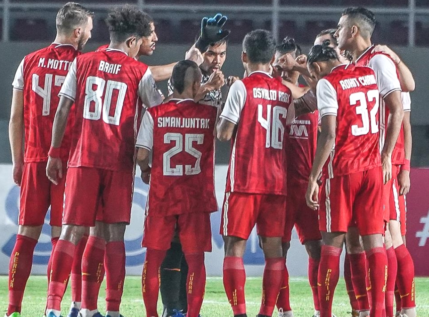 Persija Dipastikan Tak Ikut Pertandingan Pramusim Nine Sport
