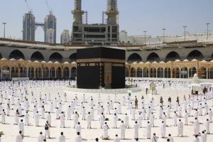 Haji 2021,Pemerintah Indonesia Menunggu Kepastian Izin dari Arab Saudi