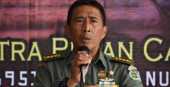 Kapendam III/Siliwangi, Kolonel Inf FX Sri Wellyanto: Tidak Ada Pasukan Setan