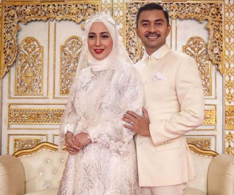Anjasmara Pamer Foto Pernikahan yang Kedua, dengan Siapa?