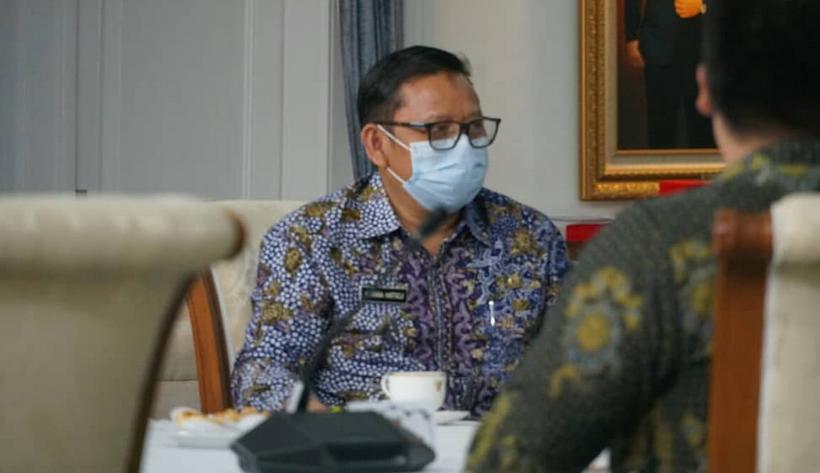 Pesantren di Tasikmalaya Bakal Ekspor Udang Vaname ke 3 Negara Asia