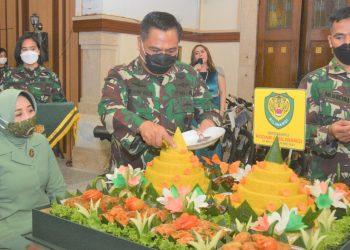 Mayjen TNI Nugroho Budi Wiryanto